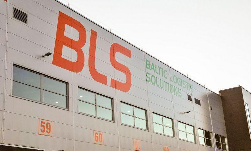 """Baltijos šalių logistikos įmonė """"Baltic Logistic Solutions"""". Astos Šerėnaitės (VŽ) nuotr."""