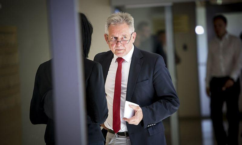 Algirdas Sysas, Seimo narys. Vladimiro Ivanovo (VŽ) nuotr.