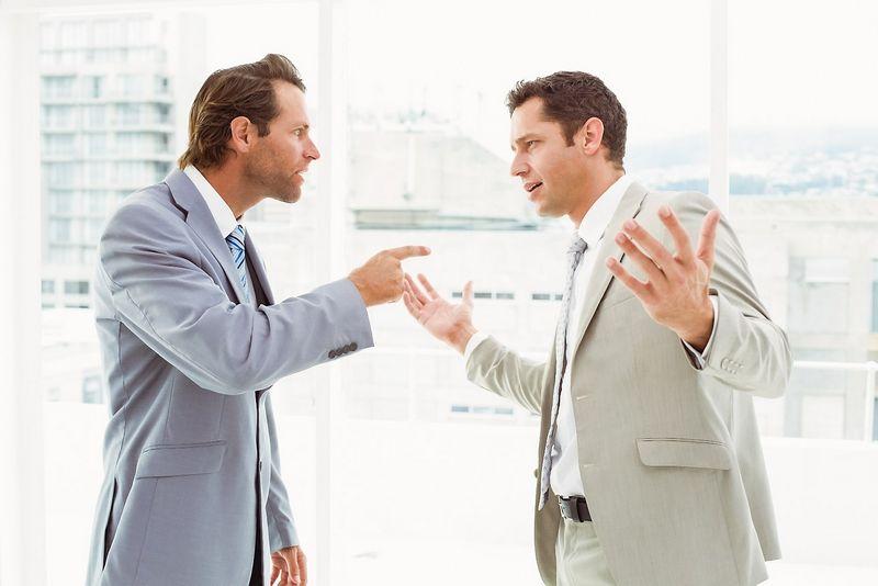 """Geriausias problemos sprendimo būdas yra derybos.  """"Matton"""" nuotr."""