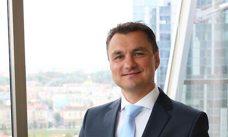UAB ENERTY generalinis direktorius Žydrūnas Stankevičius