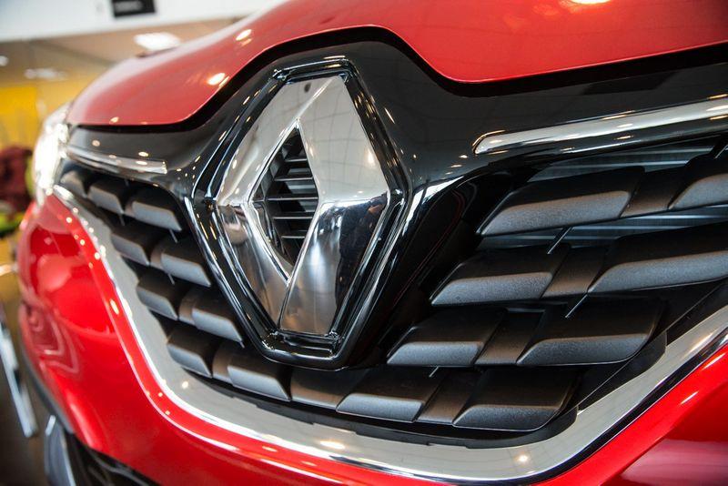 """""""Renault"""" neigia kaltinimus, esą kompanijos varikliai viršija leistiną teršalų normą. Juditos Grigelytės (VŽ) nuotr."""