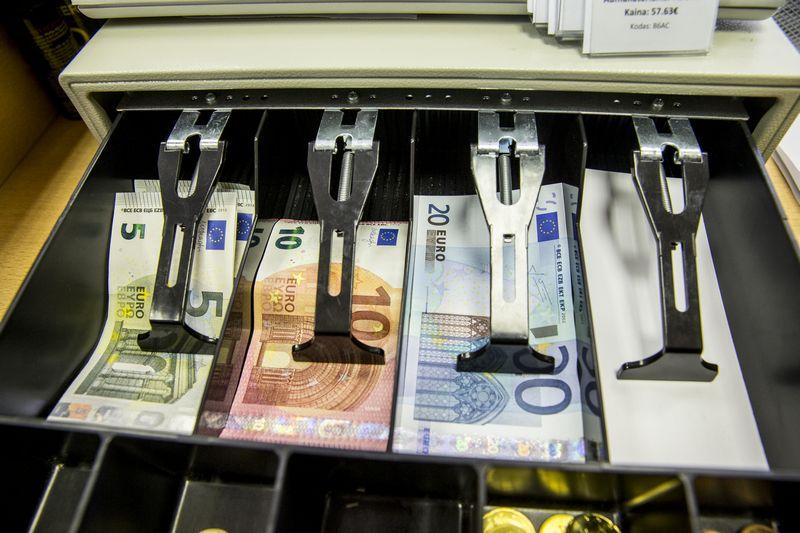 Bankai labiausiai norėtų skolinti prekybininkams, konkurencingiems eksportuotojams. Vladimiro Ivanovo (VŽ) nuotr.