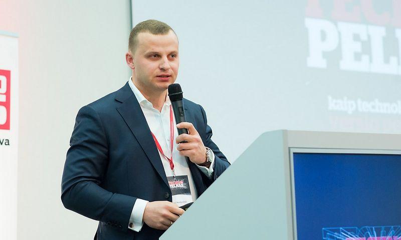 Ignas Mockevičius, Aušros Barysienės nuotr.