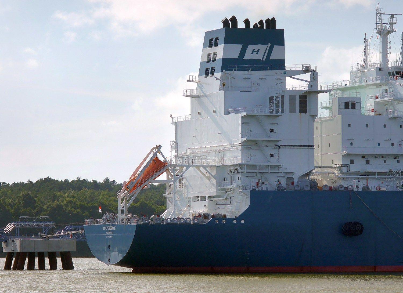 �Cheniere Energy�: pirmas JAV duj� krovinys turb�t bus skirtas Lietuvai