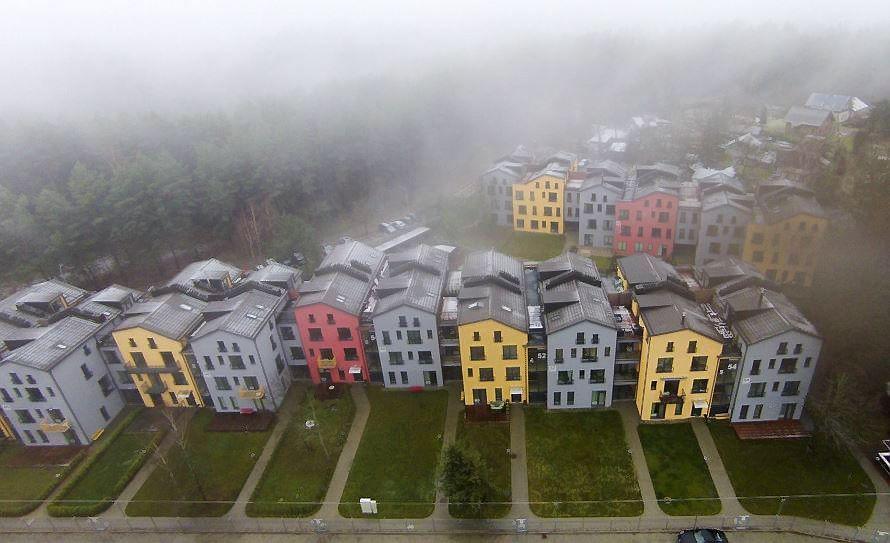 Ruo�iasi �teisinti Burbi�ki� draustinyje nelegaliai pastatytus daugiabu�ius