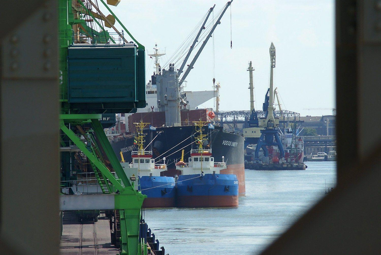 �China Merchants Group� planuose � logistikos parkas Klaip�doje