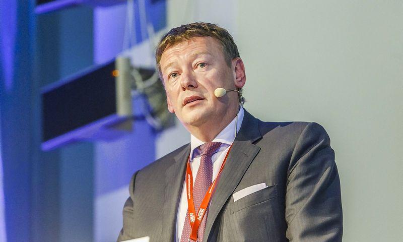 """Vidmantas Janulevičius, """"Global BOD Group"""" valdybos pirmininkas. Vladimiro Ivanovo (VŽ) nuotr."""