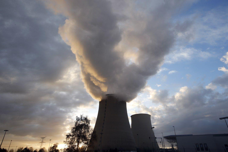 Prie� klimato kaitos konferencij� Pranc�zija grumiasi su atomu