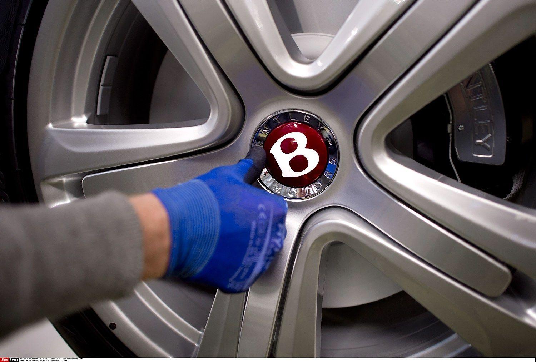 �Bentley� gamins �Bentayga� kup� versij�