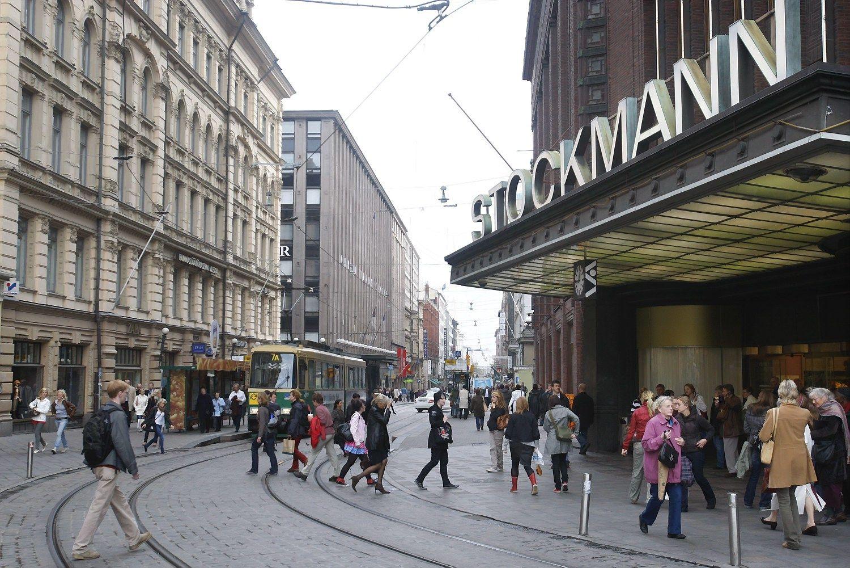 �Stockmann� parduoda prekybos tinkl� Rusijoje