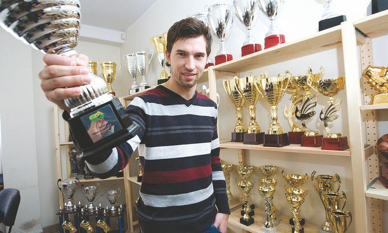 """Marius Babravičius, """"SProjects"""" vadovas: """"Svarbu ne paskatinti pardavimus, o tiesiog priminti apie save."""" Vladimiro Ivanovo (VŽ) nuotr."""