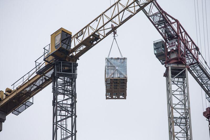 Per praėjusius metus daugiausia restruktūrizavimo procesų pradėta statybos įmonėms – 9, tai beveik trečdalis visų restruktūrizuojamų bendrovių. Juditos Grigelytės (VŽ) nuotr.