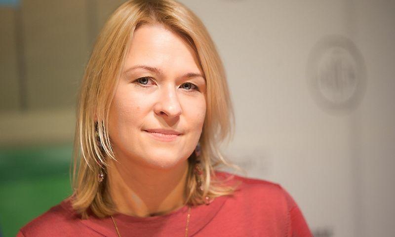 """""""Prieš dešimtmetį pradėtas """"Šeršėliafam"""" buvo pirmas festivalis Lietuvoje, paskatinęs atsigręžti į moterų režisierių darbus, – teigia Greta Akcijonaitė, festivalio įkūrėja ir vadovė. Augusto Didžgalvio nuotr."""