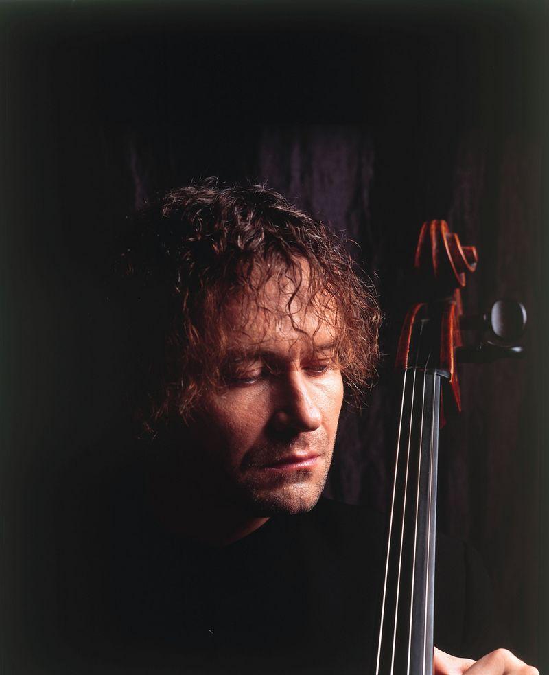"""Aleksandras Kniazevas, vadinamas vienu garsiausiu dabarties violončelininkų. """"Naujoji muzikų karta"""" nuotr."""