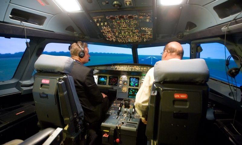 Vieno vietnamiečio piloto parengimas kainuoja 85.000 Eur. Vladimiro Ivanovo (VŽ) nuotr.