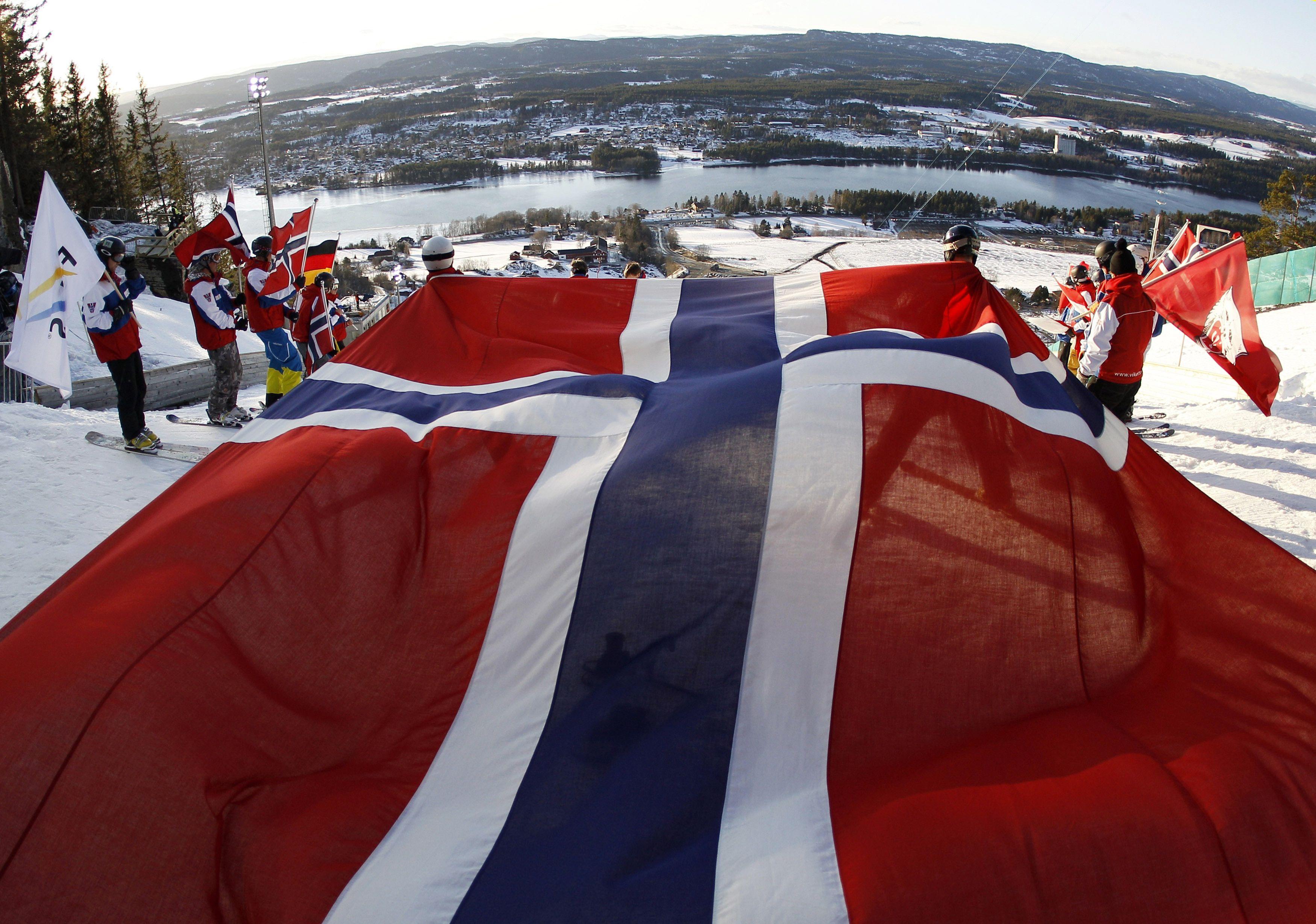 Norvegija suple�kino 32 mlrd. USD i� valstybinio naftos fondo