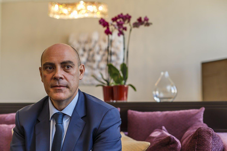 �Kempinski� vadovas: dar vienas vie�butis Lietuvoje? Kod�l gi ne