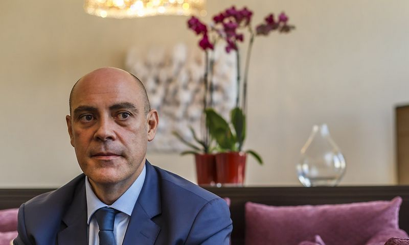 "Alejandro Bernabe, ""Kempinski Hotels"" vykdomasis vadovas. Vladimiro Ivanovo (VŽ) nuotr."