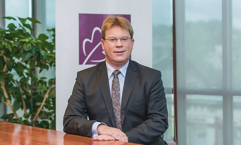 GLIMSTEDT asocijuotas partneris, advokatas Mindaugas Jablonskis.