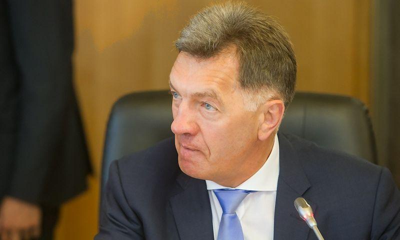 Algridas Butkevičius, premjeras. Juditos Grigelytės (VŽ) nuotr.