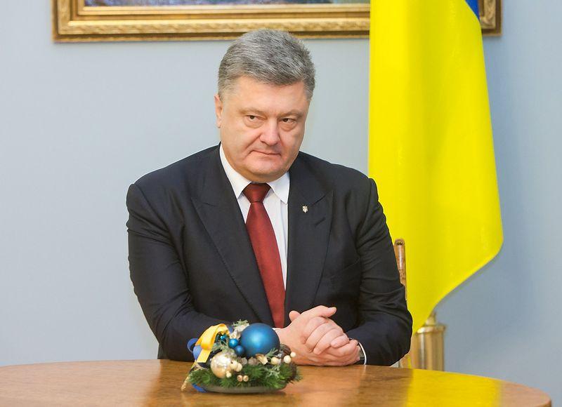 Petro Porošenka, Ukrainos prezidentas. Juditos Grigelytės (VŽ) nuotr.