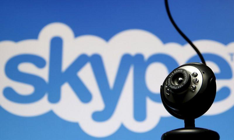 """Lietuva neturi """"Skype"""", o politikų vaizduotė baigiasi imituojant estus. """"Reuters"""" nuotr."""