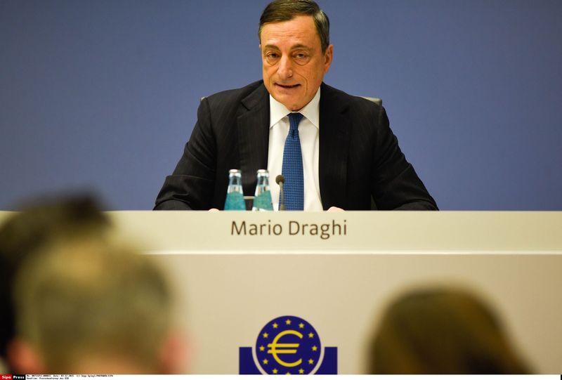 "Mario Draghi, ECB prezidentas. (""Reuters"" / ""Scanpix"") nuotr."