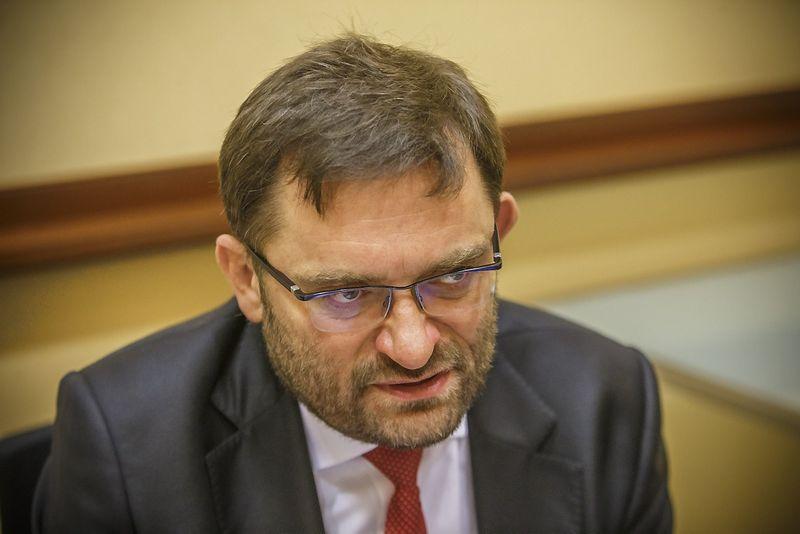 Paweł Tamborski. Vladimiro Ivanovo (VŽ) nuotr.
