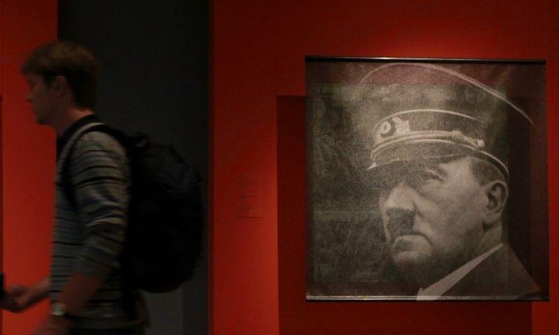 """Hitlerių šeima toli gražu neatitiko nacių arijų idealų. Fabrizio Benscho (""""Reuters""""/""""Scanpix"""") nuotr."""