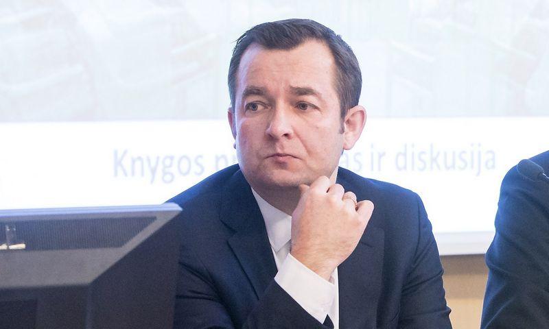 Ramūnas Vilpišauskas, Vilniaus universiteto Tarptautinių santykių ir politikos mokslų instituto direktorius.