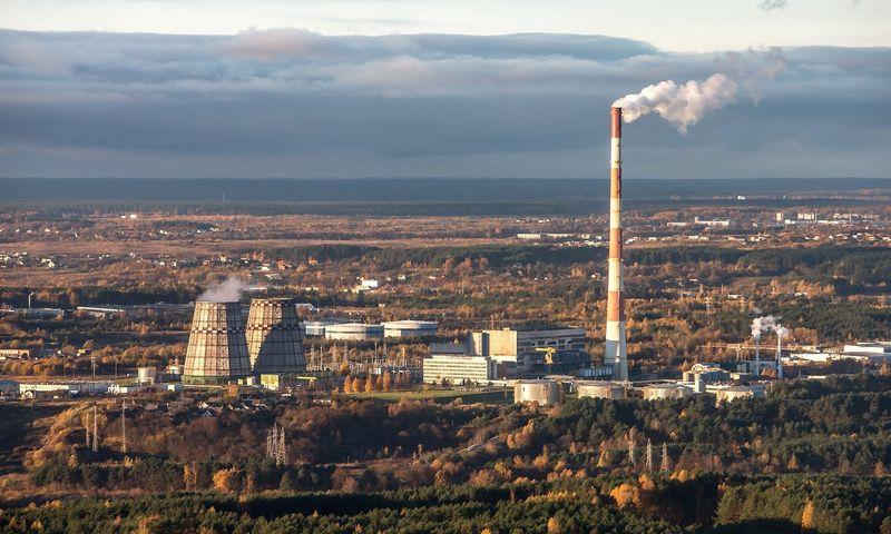 Vilniaus termofikacinė elektrinė, VE-3. Juditos Grigelytės (VŽ) nuotr.