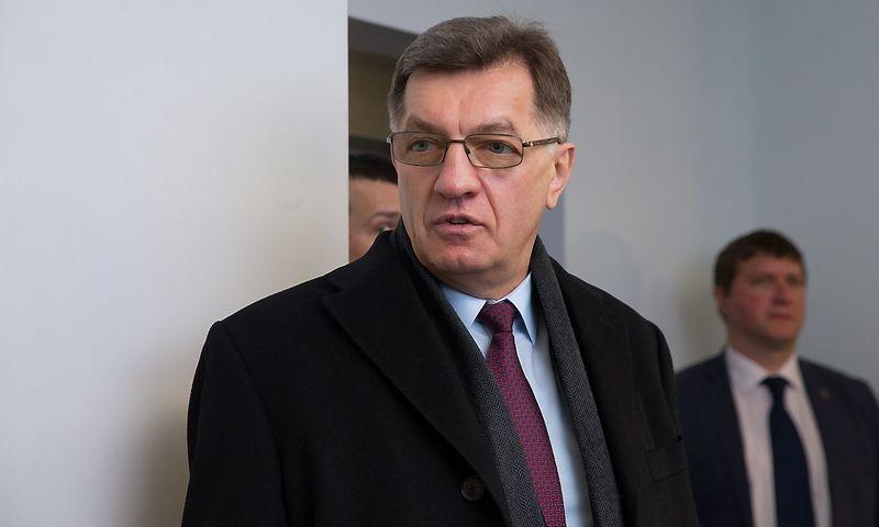 Algirdas Butkevičius, Lietuvos Ministras Pirmininkas. Juditos Grigelytės(VŽ) nuotr.