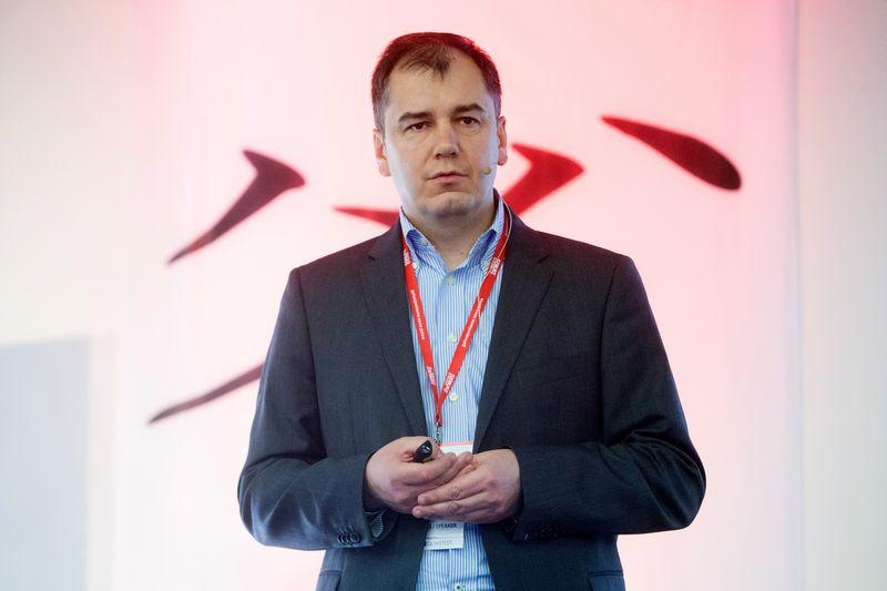 """Dvejus metus """"Philip Morris Lietuva"""" vadovavęs Rimvydas Pundinas perkeltas dirbti į gamybos kompetencijų centrą Portugalijoje.  Juditos Grigelytės (VŽ) nuotr."""