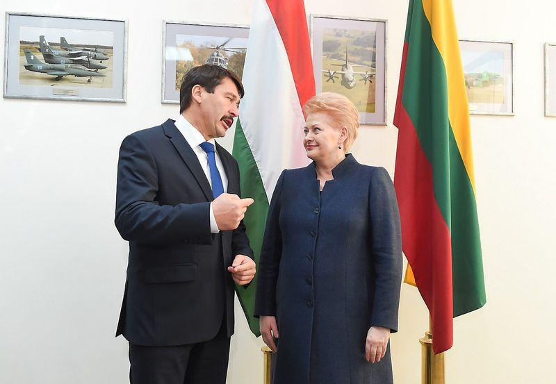 Lietuvos prezidentūros nuotr.