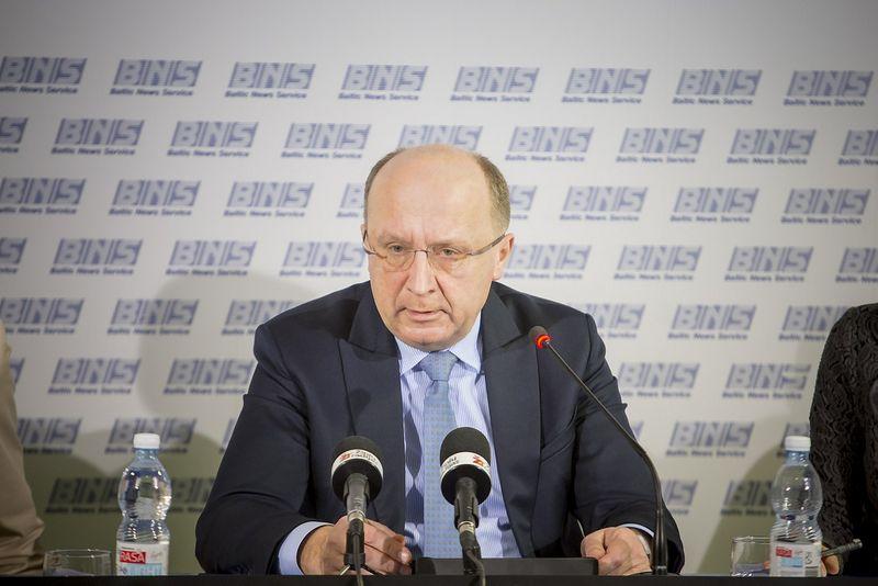 """Andrius Kubilius, partijos """"Tėvynės sąjunga-Lietuvos krikščionys demokratai"""" (TS-LKD) pirmininkas. Vladimiro Ivanovo (VŽ) nuotr."""