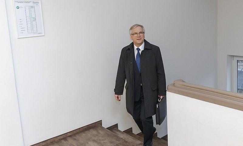 Rimantas Šadžius, finansų ministras.  Vladimiro Ivanovo (VŽ) nuotr.