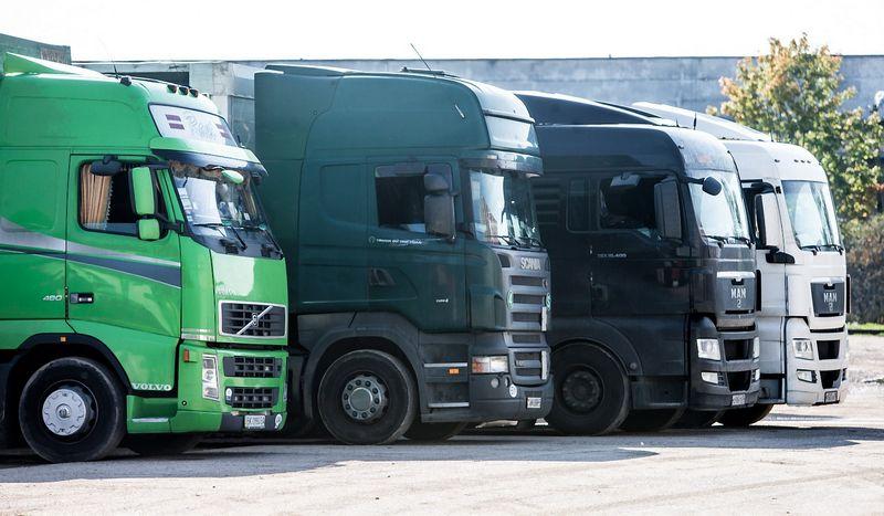 Nerasdamos darbuotojų Lietuvoje, transporto įmonės vis daugiau įdarbina vairuotojų iš trečiųjų šalių. JUDITOS GRIGELYTĖS (VŽ) nuotr.