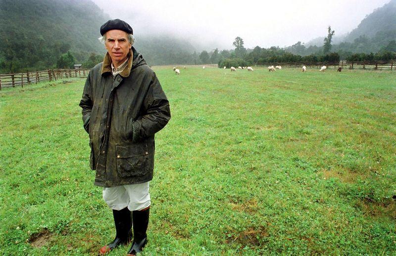 """""""The North Face"""" ir """"Esprit"""" įkūrėjas Douglasas Tompkinsas. (""""Reuters"""" / """"Scanpix"""") nuotr."""