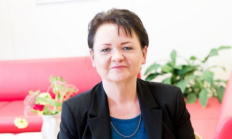 Rita Ramanauskienė. Juditos Grigelytės (VŽ) nuotr.