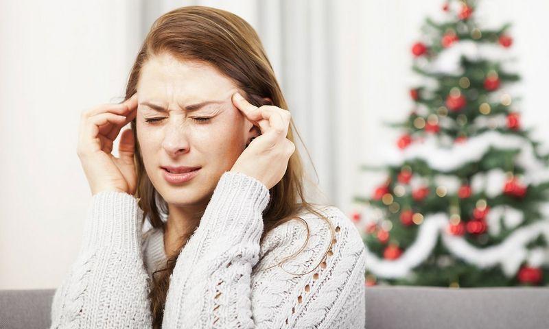 """Net jei Kalėdų karštinė ir aplenkia parduotuvę, nereiškia, kad ten dirbantys žmonės streso nepatiria. """"Matton"""" nuotr."""