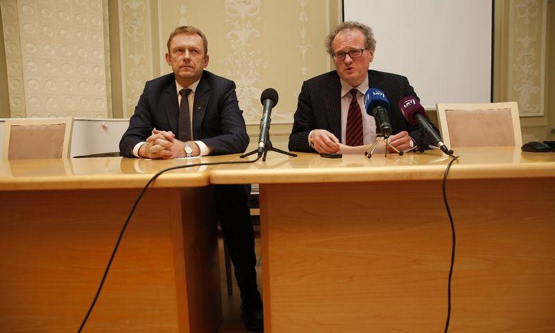 Nacionalinių premijų paskelbimas. Vladimiro Ivanovo (VŽ) nuotr.