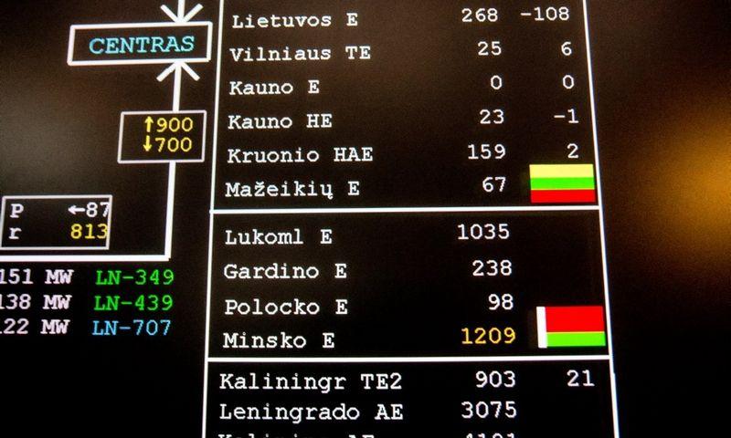 """Lietuvos energetikoje 2016 m. svarbiausias žodis bus """"birža"""". Juditos Grigelytės (VŽ) nuotr."""
