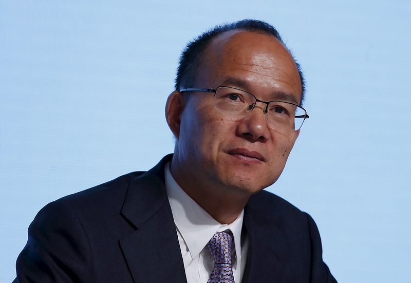 """Guo Guangchangas. Bobby Yipo (""""Reuters"""" / """"Scanpix"""") nuotr."""