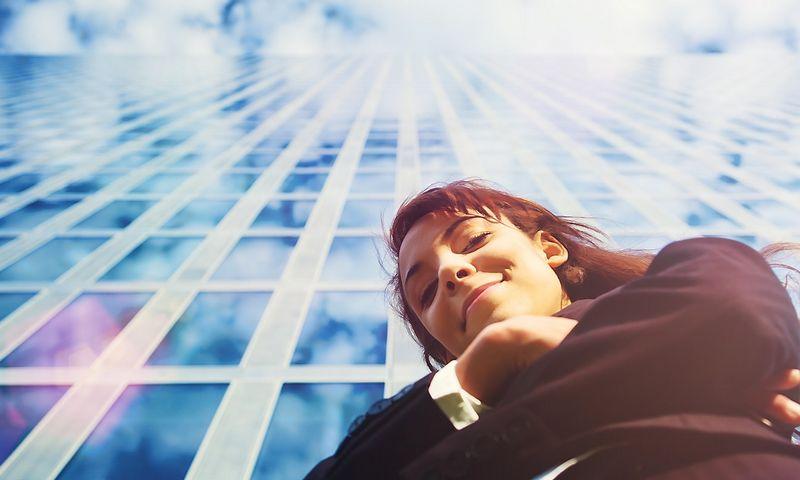 """Produktyvūs žmonės neatidėlioja darbų apsimesdami, jog laukia įkvėpimo. """"Matton"""" nuotr."""