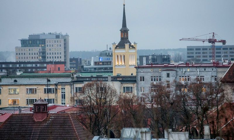 Estijos sostinė Talinas. Juditos Grigelytės (VŽ) nuotr.
