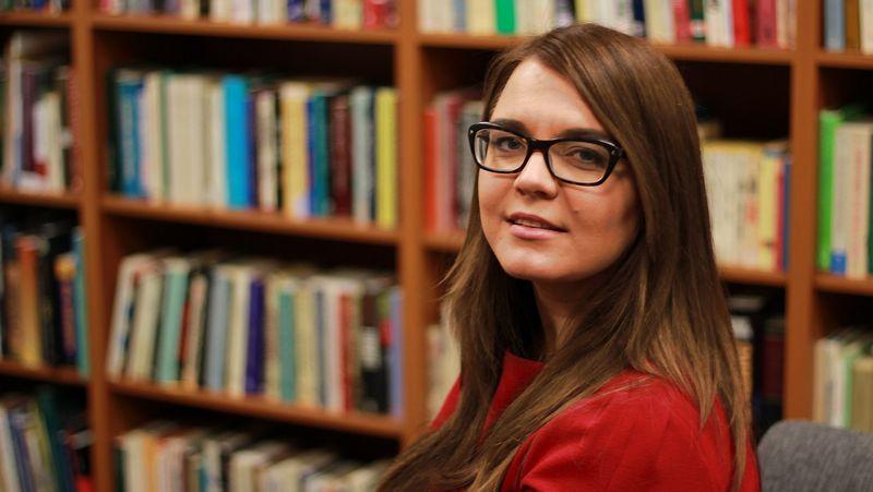 Ieva Valeškaitė, Lietuvos laisvosios rinkos instituto analitikė. LLRI nuotr.
