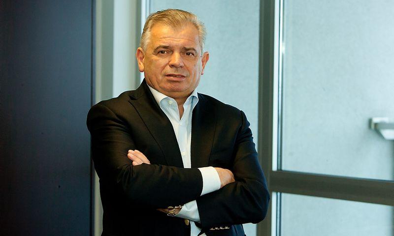 """Vidmantas Kučinskas, """"Arvi"""" įmonių grupės valdybos pirmininkas, Rusijos garbės konsulas. Vladimiro Ivanovo (VŽ) nuotr."""