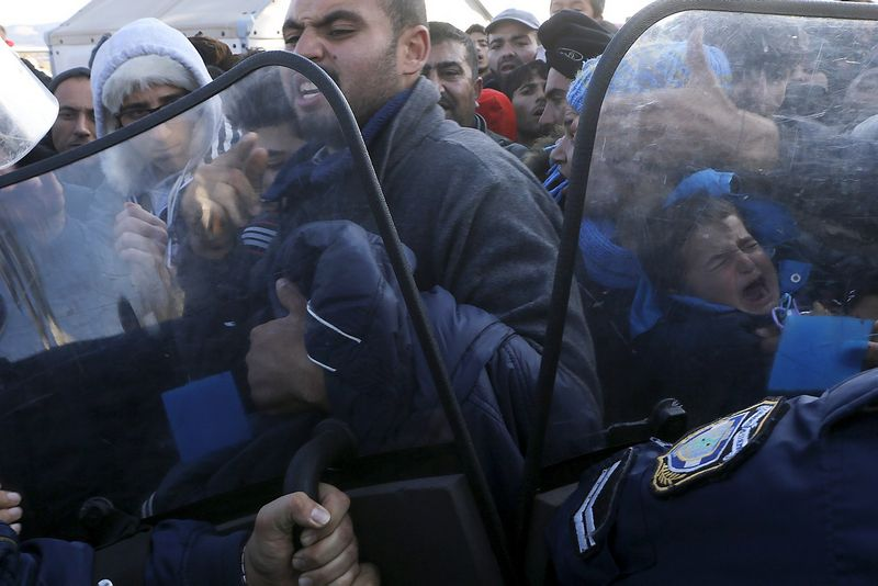 "Yannio Behrakio (""Reuters"" / ""Scanpix"") nuotr."