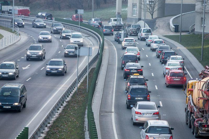 Automobilių rinka pasiekė ikikrizinius laikus. Juditos Grigelytės (VŽ) nuotr.