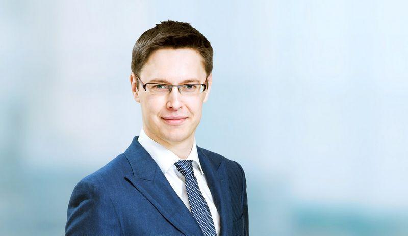 """Liudas Karnickas, advokatų kontoros """"Cobalt"""" vyresnysis teisininkas, IP/IT praktikos grupės vadovas. Bendrovės nuotr."""